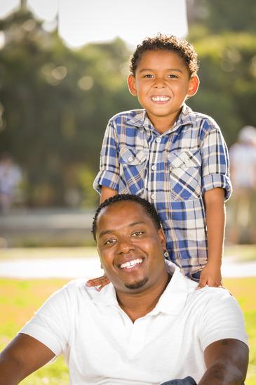 Meet single fathers
