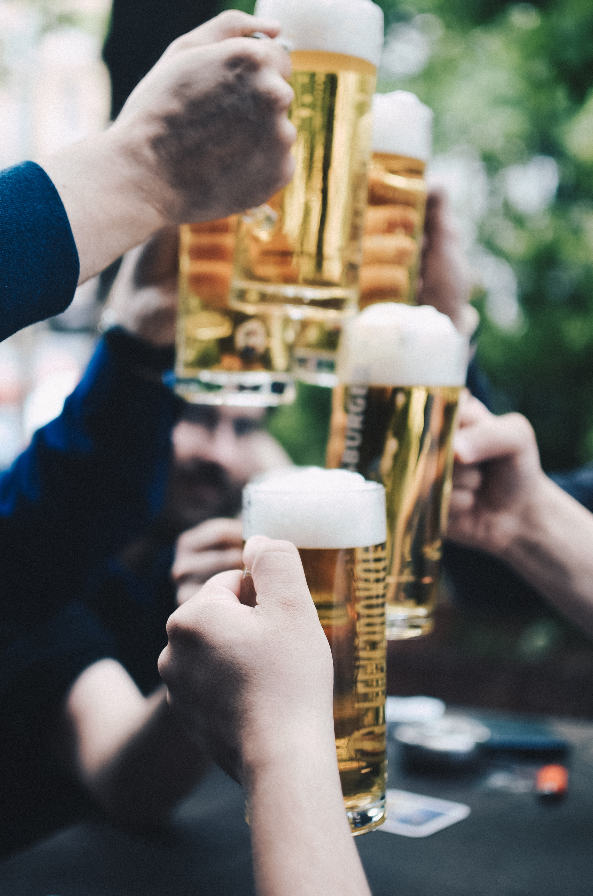 Friends Pilsner Cheers