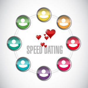 Speed dating is the ultimate competitive sport.