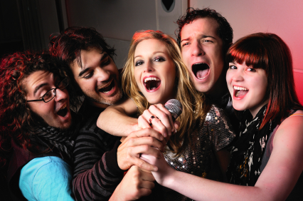 Single Friends Singling Karaoke