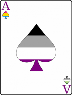 Ace of Spades, Single and Asexual