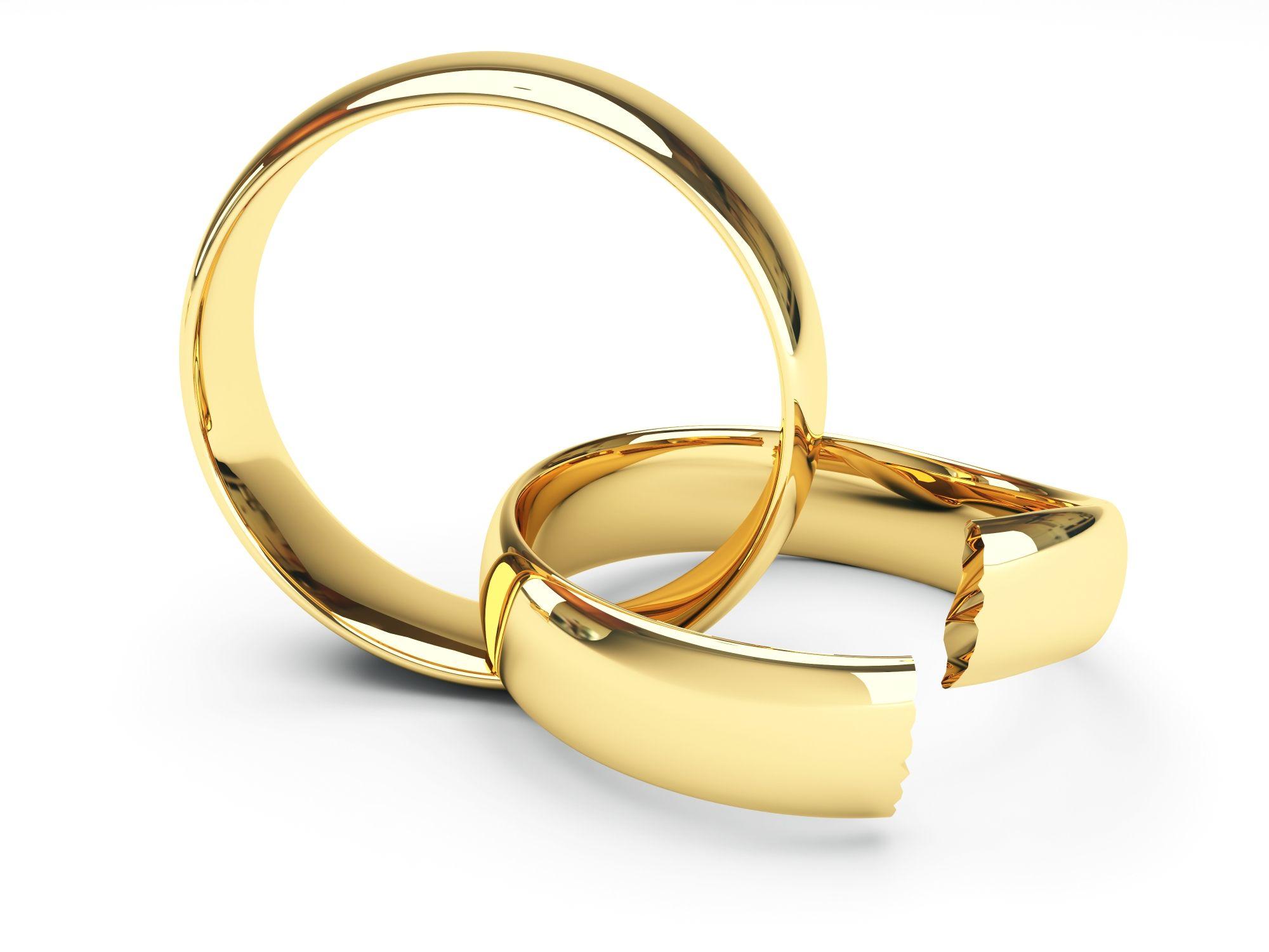 Broken Vows, Broken Marriage, Divorced and Single Again