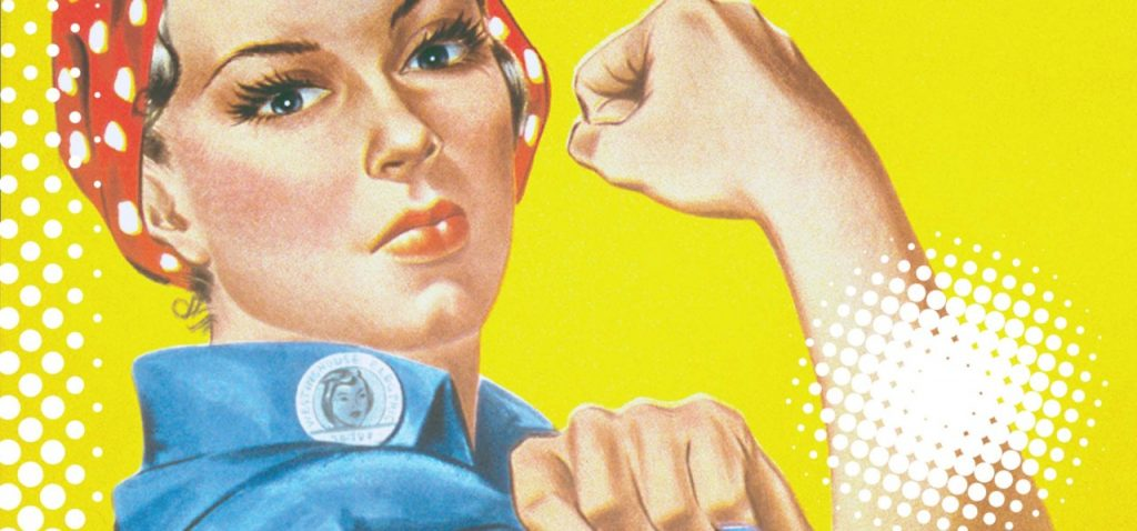 Rosie the Riveter, Strong and Single
