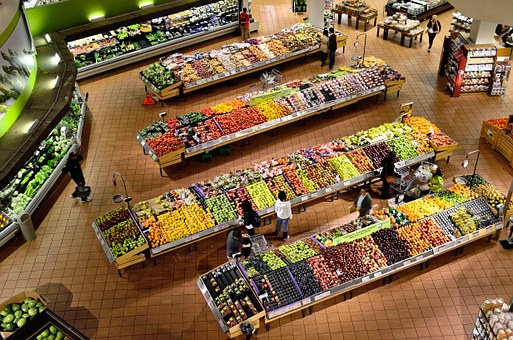 Shopping for Fruits and Vegetables as a Single
