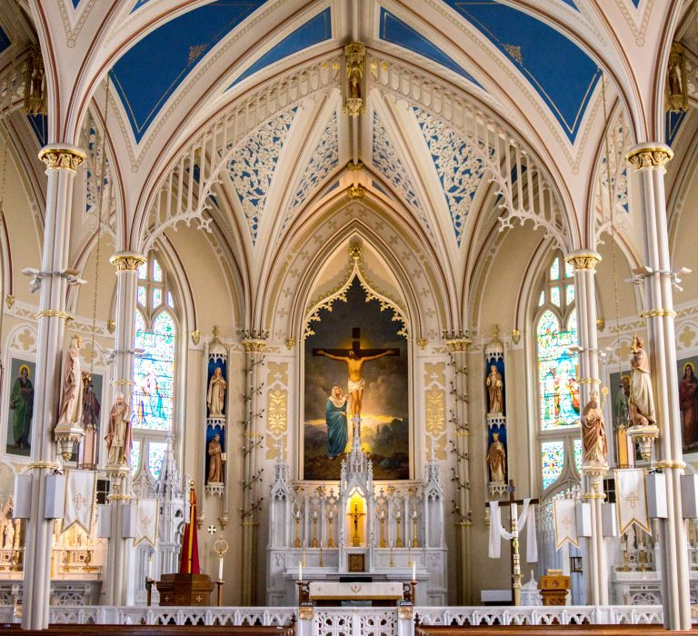 Cathedral Church Interior Theology Singleness