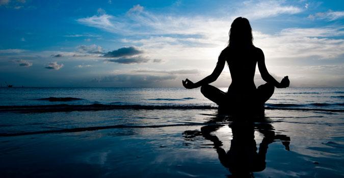 Meditation Water