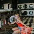Single Woman by Circumstance Laundromat