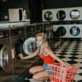 Single Woman by Circumstance Laundromat