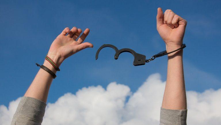 Handcuffs Cuffing Season