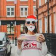 Single Woman Christmas Santa Ugly Sweater