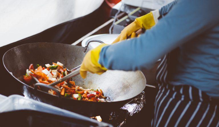 Habanero Chicken Stir Fry