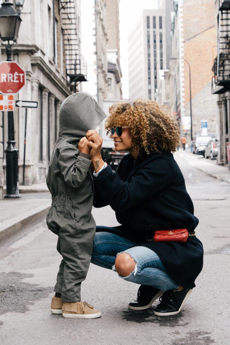 single parent child