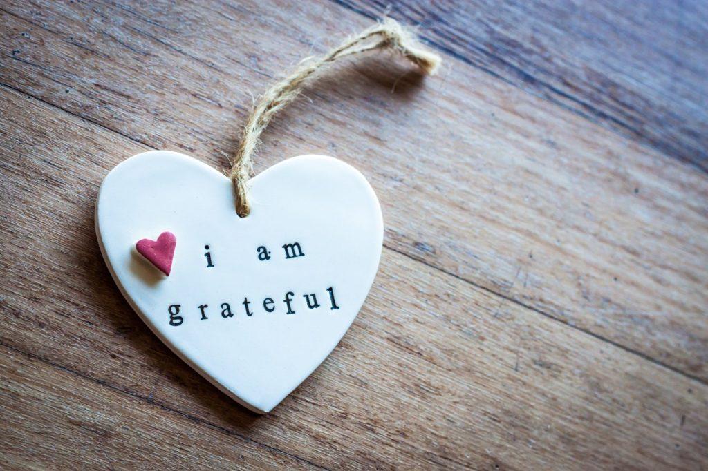 I am grateful heart no valentines date