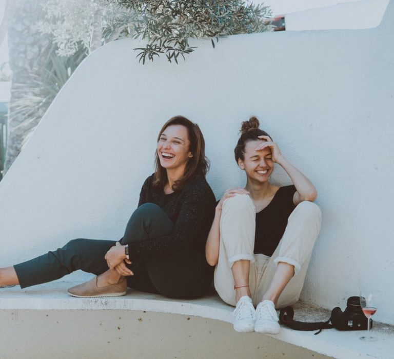 whey single women don't need to date 2 happy women skatepark