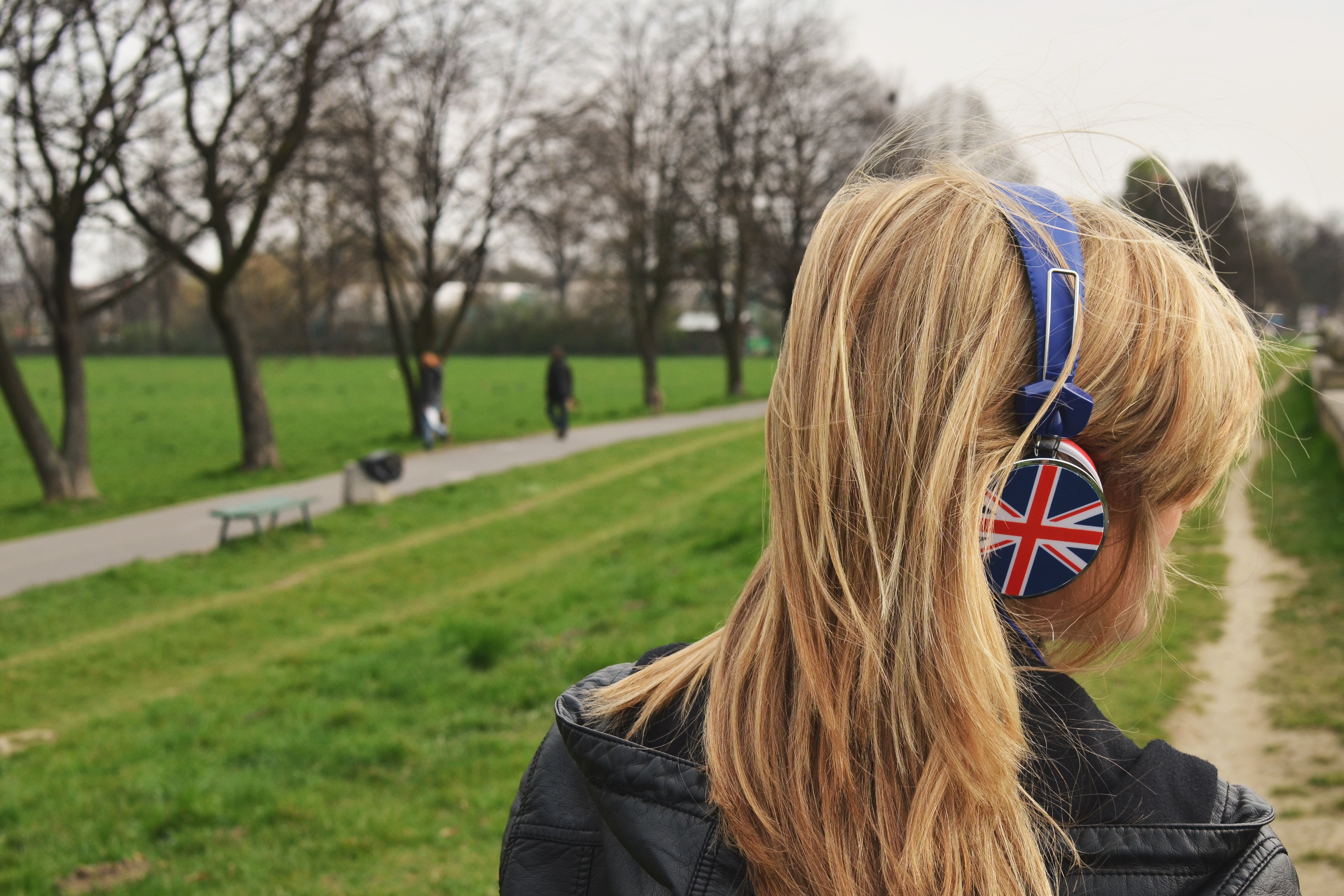 woman in UK