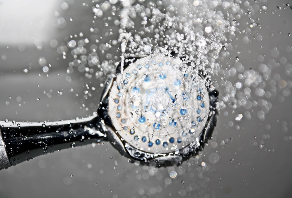 benefits of singing in the shower