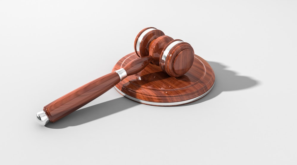 co parenting after divorce judge gavel